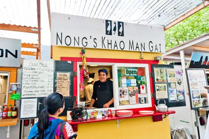 Nongs food cart