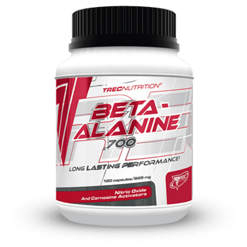 Beta alanine 700 -60 cap. Trec Nutrition