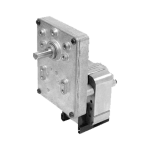 parallel shaft sub-frac AC gear motor