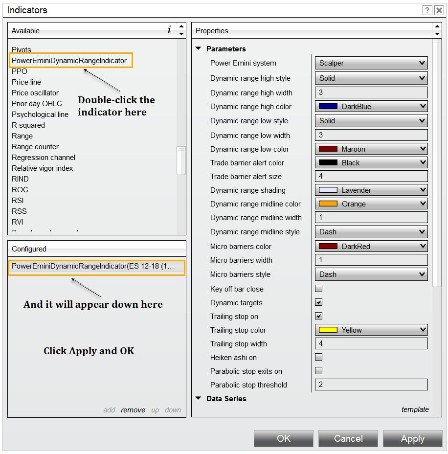 Indicator Download Ninja 8