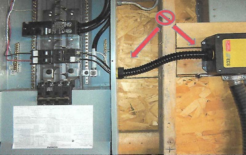 SineTamer Installation - incorrect