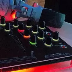 DJ Lighting & Audio Equipment