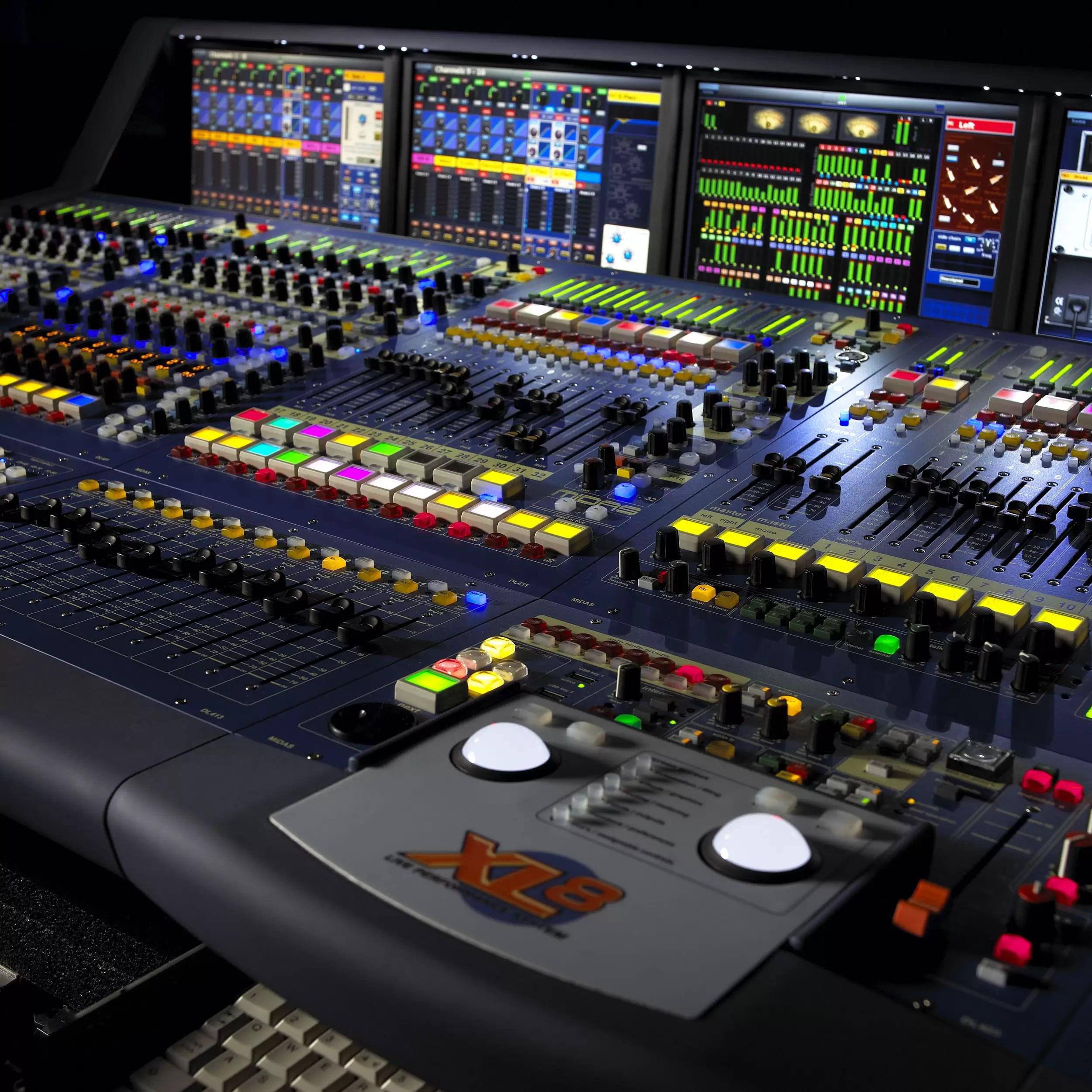 Houston Audio Rental