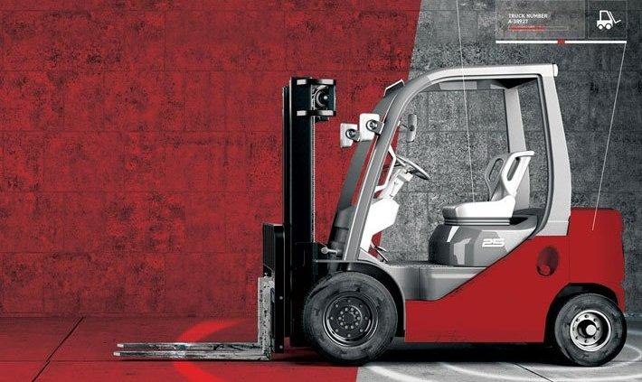 PowerFleet for Industrial Brand Image