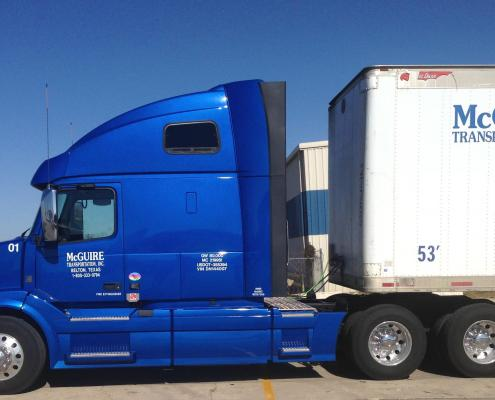 McGuire truck