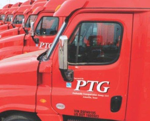 Panhandle Transportation Group, Inc. Trucks