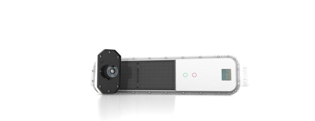 LV-500 and LV-710 sensors together