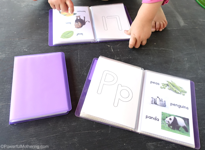 Abc Photo Book With Free Printables