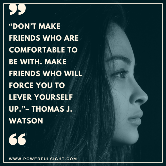 Friendship quote by Thomas J. Watson