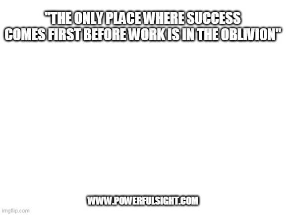 Quote of the day about success