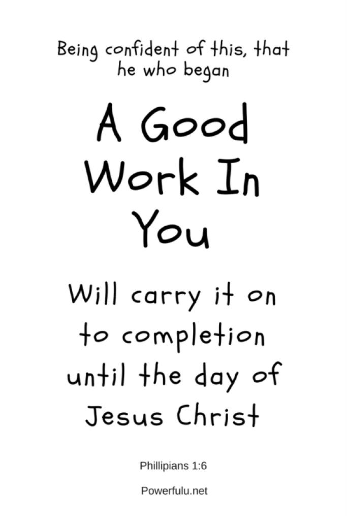 God doesnt quit on you