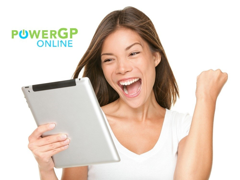 PowerGP Online is now available