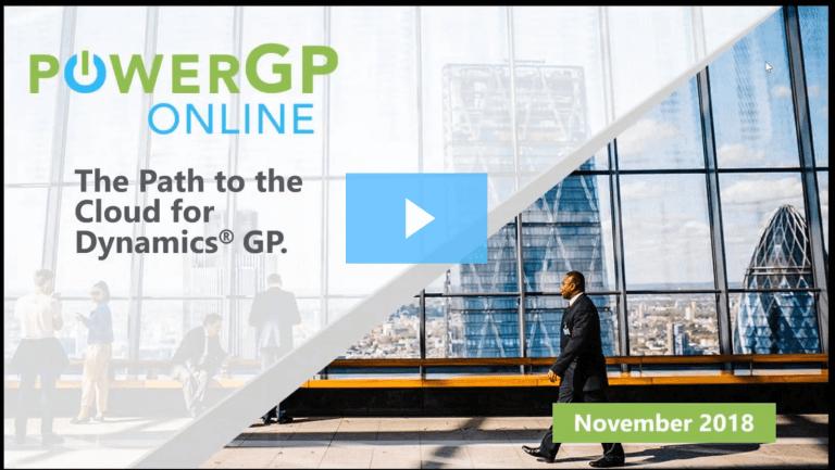 THE New PowerGP Online 2