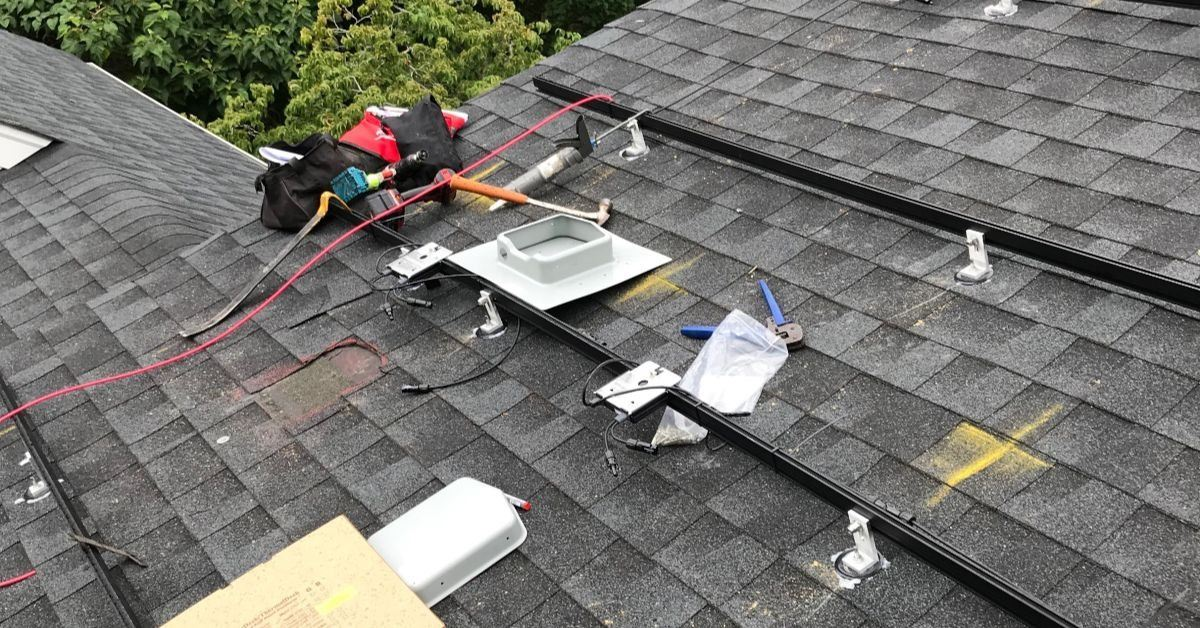 Solar panels-Solar panels roof-roof repairs-roof replacements