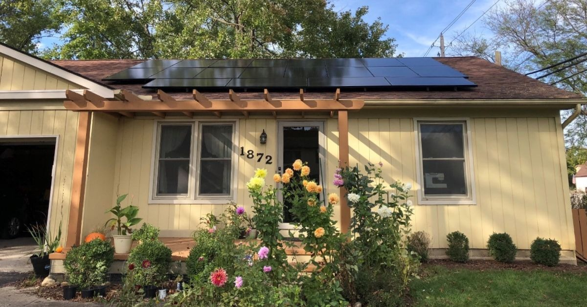 solar panels-roof-roof direction-Power Home Solar