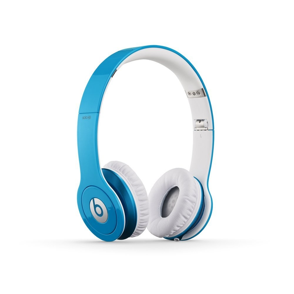 Beats Headphones Light Blue