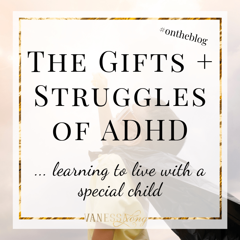 Learning to live with a child with ADHD.
