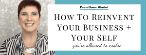 How to Reinvent Your Business