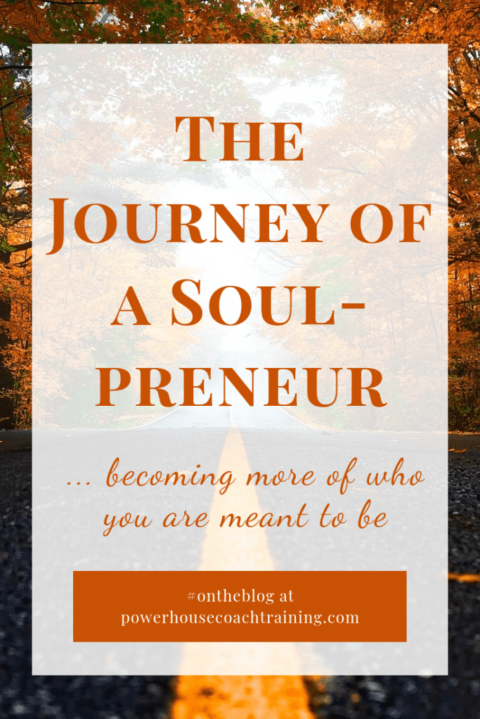 As a soulpreneur, you've got to keep growing