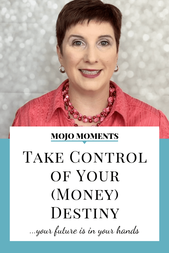 Vanessa Long shows us how to take control of your money destiny in this week's Mojo Moment