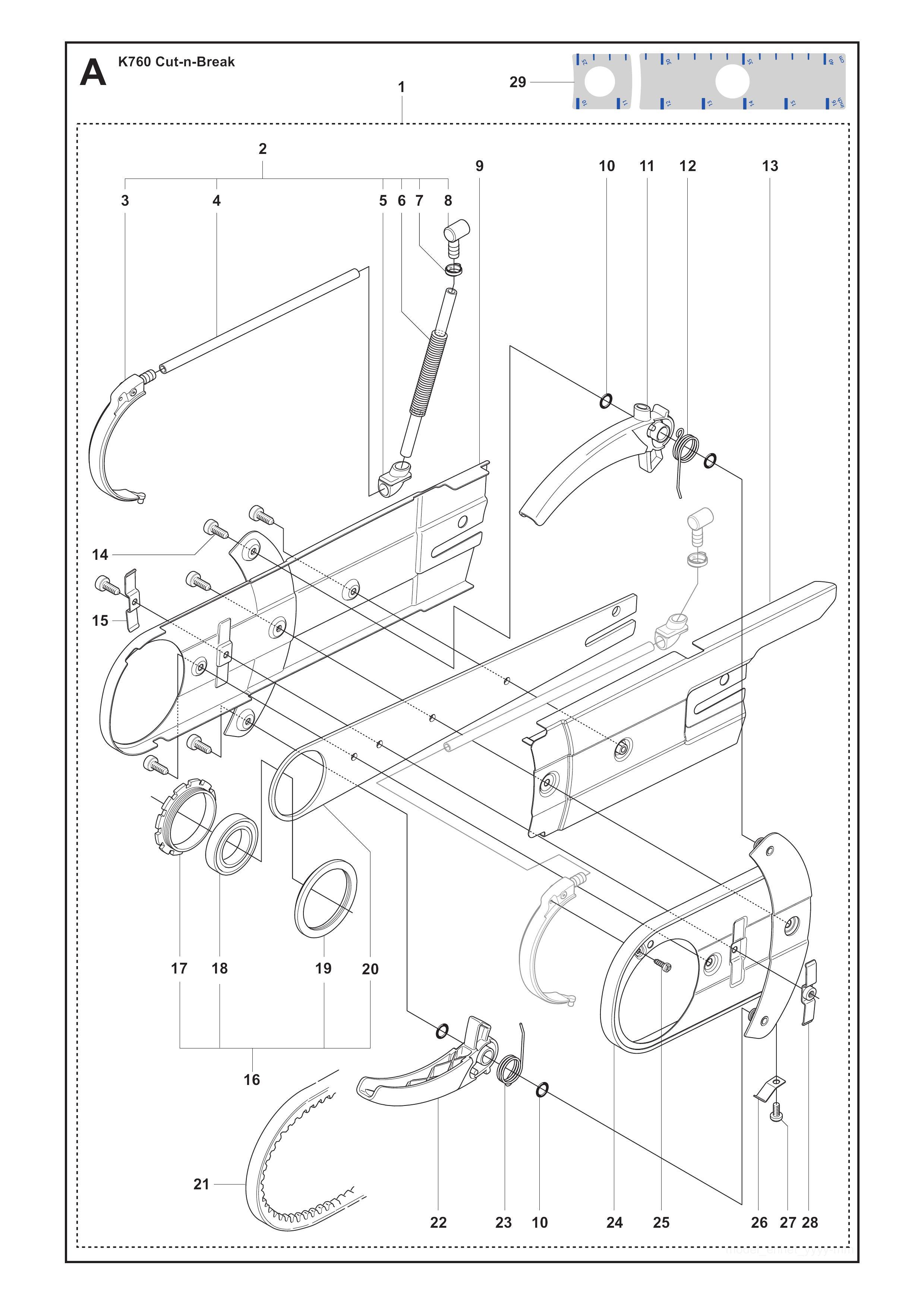 Parts for k760 cut n break 2009 11 powerhouse distributing rh powerhousetoolparts husqvarna k760 carb