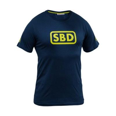 sbd t-shirt powerlifting edizione estiva limitata