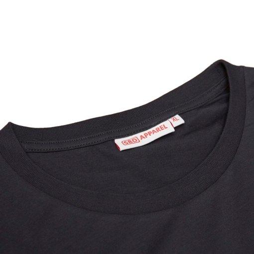 SBD T-Shirt Powerlifting Edizione nera
