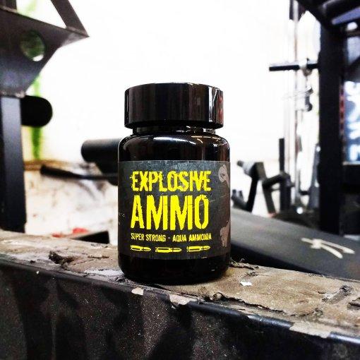 ammonia powerlifting