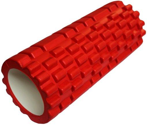 Foam Roller Powerlifting Rosso
