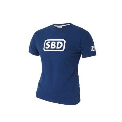 T-Shirt Powerlifting SBD Edizione Blu Estate 2019