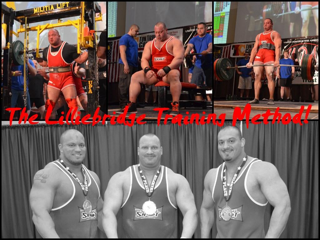 Download The Lilliebridge Training Method!