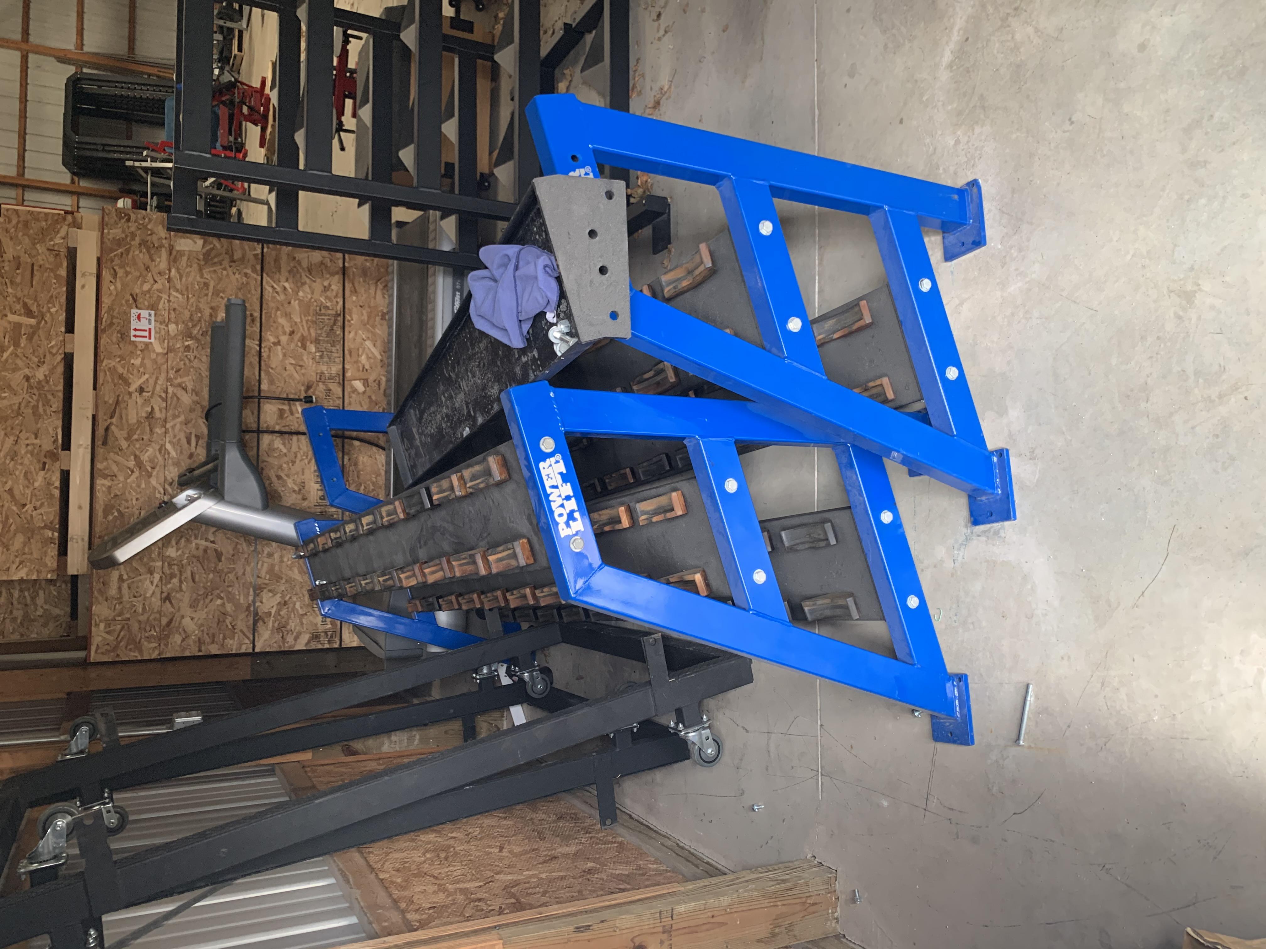 elitefts combo rack