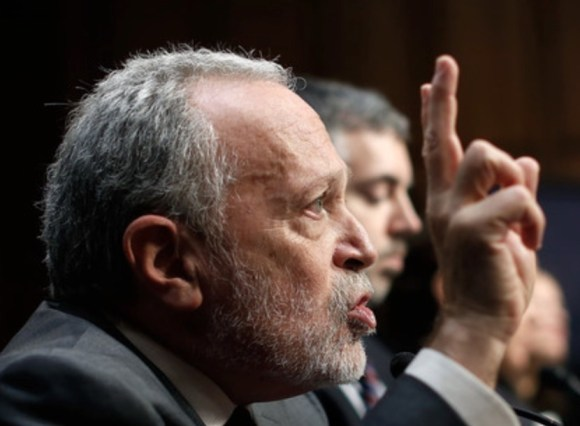"Robert Reich: ""Peace, man."""