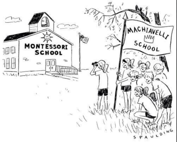 Montessori school copy