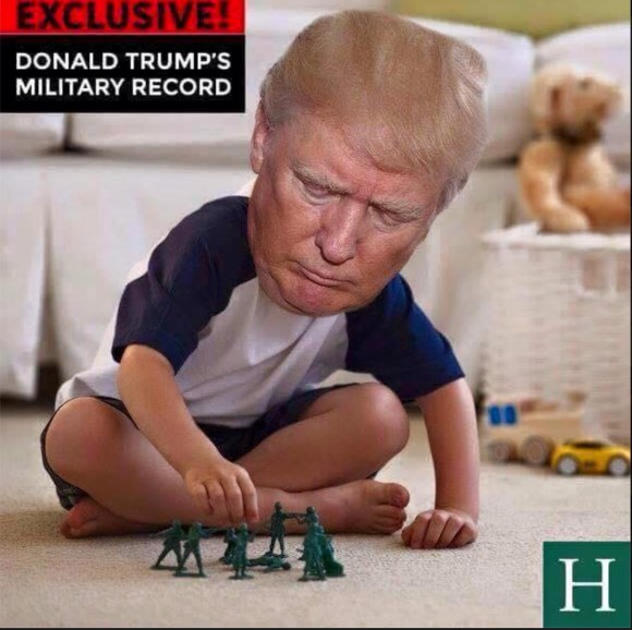 Trump Military Record copy