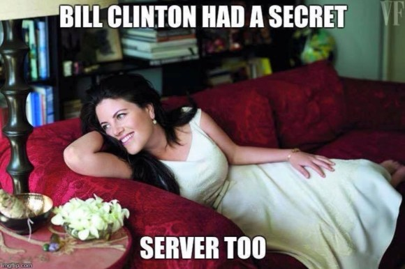Clinton Secret Server copy