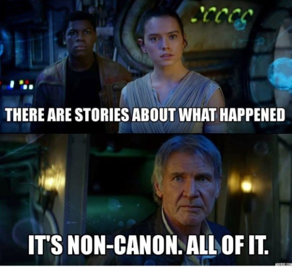 Non Canon Satr Wars copy