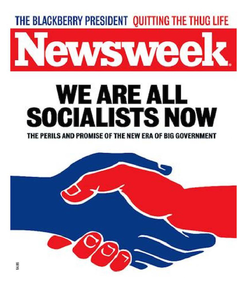 newsweek all socialists
