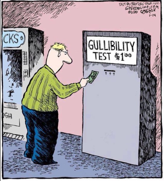 Gullibility Test 2 copy