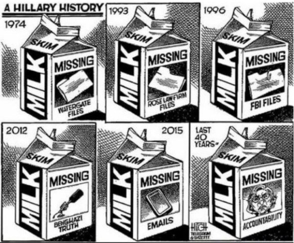Hillary MIssing copy