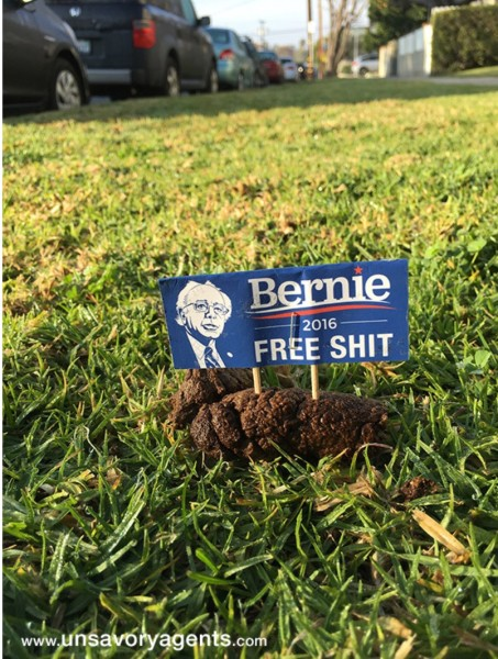 Bernie Free Shit copy