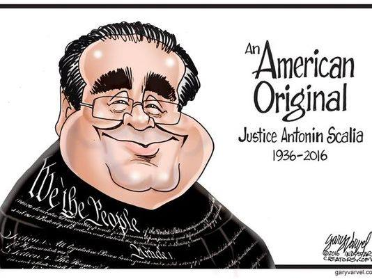Scalia the Original