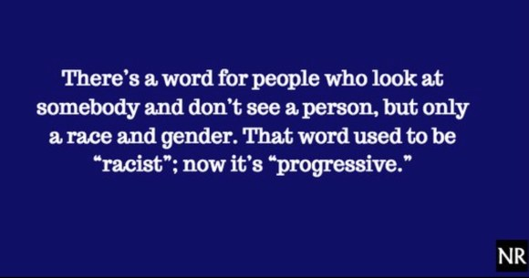 Racist to Progressive copy