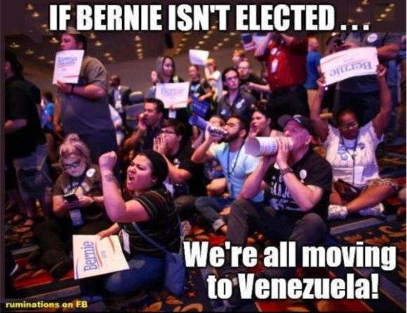 Bernie to Venezuela copy