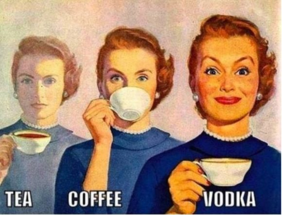 Tea Coffee Vodka copy