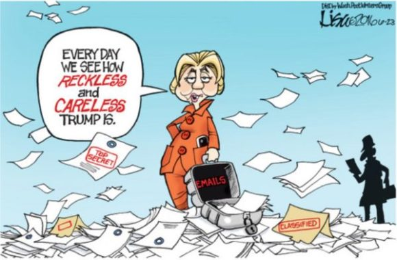 Hillary Reckless copy
