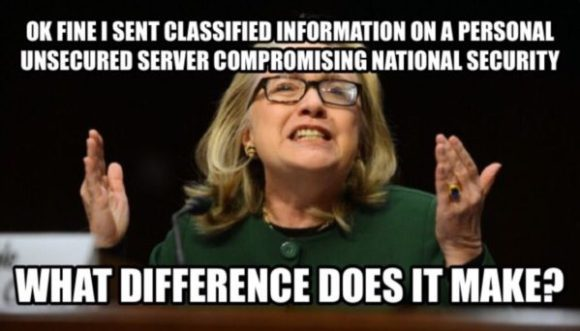 Hillary What Difference copy
