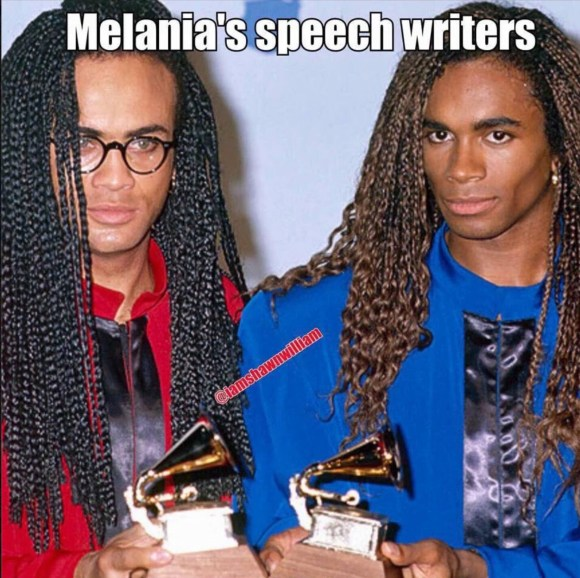 Melania's Speechwriters copy