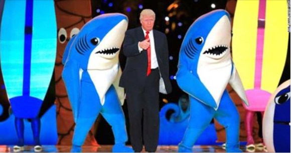 Trump Sharks copy