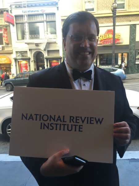 National Review invading San Francisco?!? I know, right?